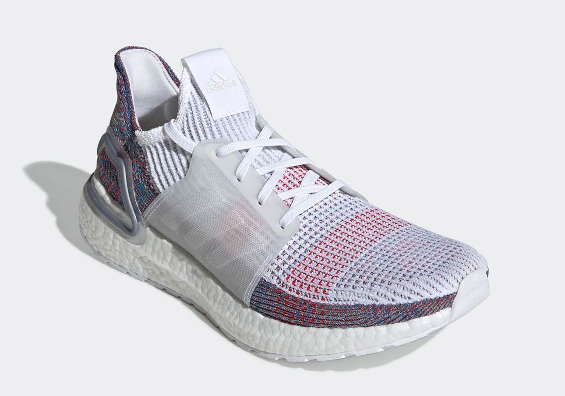 419803a303f2f adidas Ultra Boost 2019 Multi-Color B37708 Info
