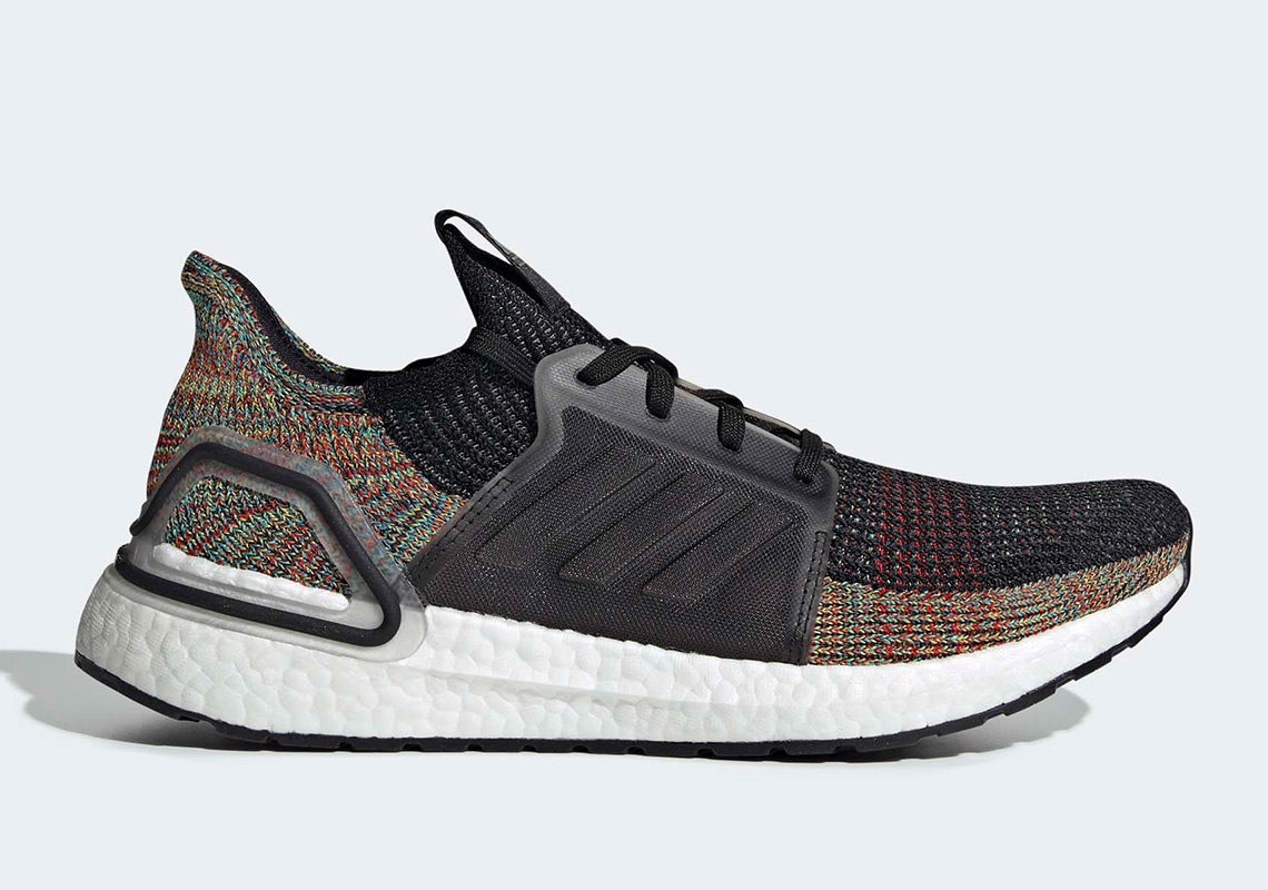 uk availability 9fd38 088f9 The adidas Ultra Boost 2019 Is Coming Soon In Multi-Color