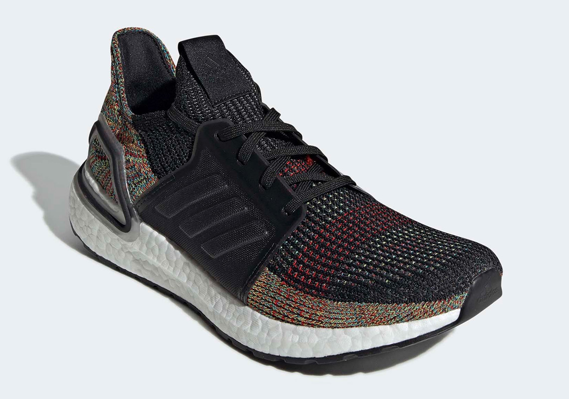 adidas Ultra Boost 2019 Multi-Color Release Info  525f113ed