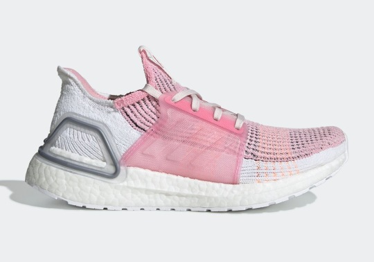 The adidas Ultra Boost 2019 Is Coming Soon In White And Pink