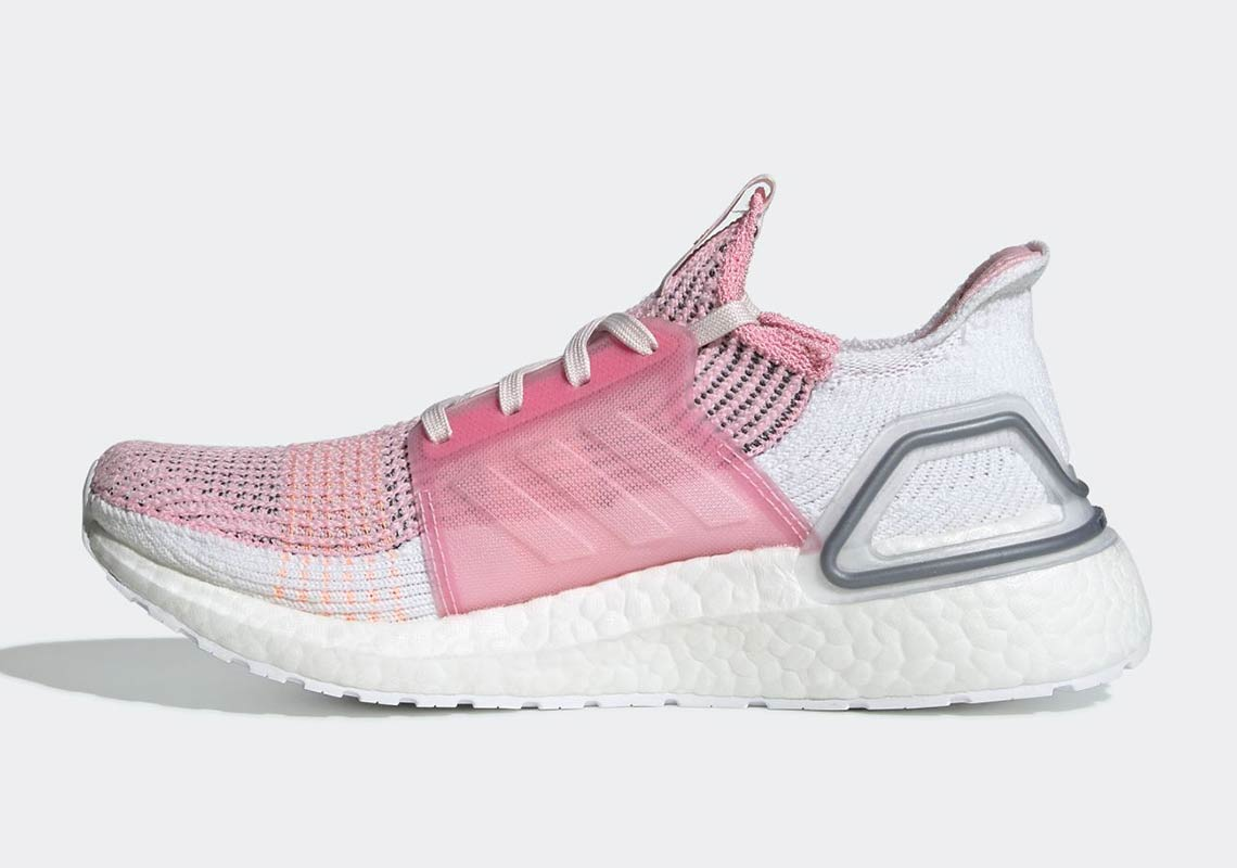 Adidas Ultra Boost 2019 Wmns Pink F35283 Info