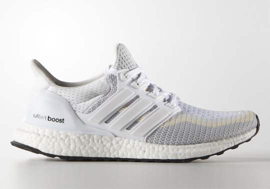 """The adidas Ultra Boost 2.0 """"Clear Grey"""" Is Returning"""