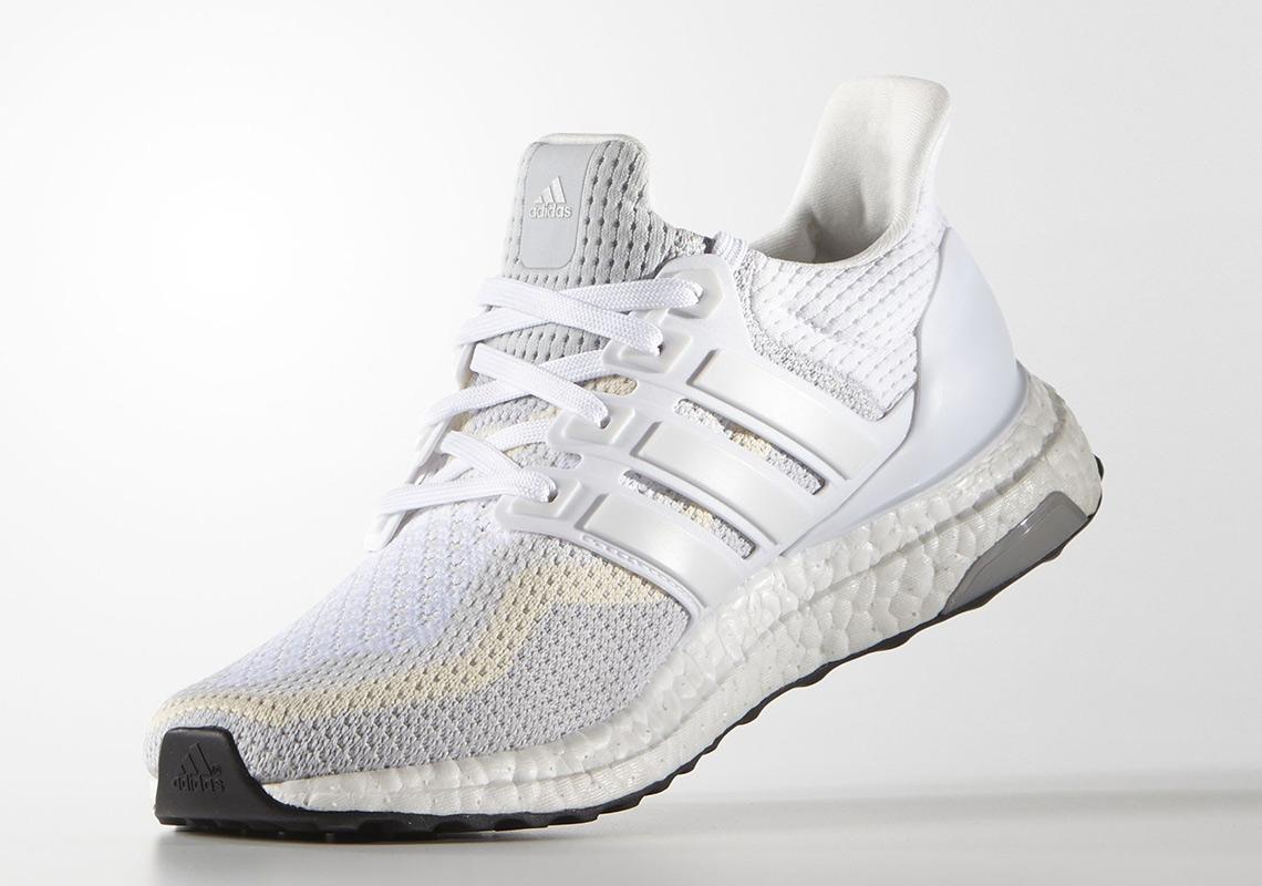 big sale 116e7 5c786 adidas Ultra Boost Clear Grey AF5142 Release Info   SneakerNews.com