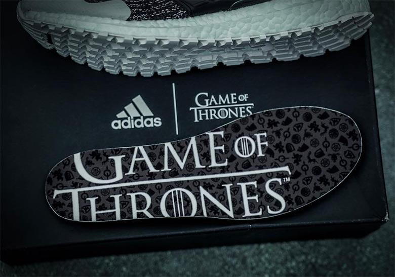 594d3d5ed89 GOT Adidas Ultra boost Night Watch