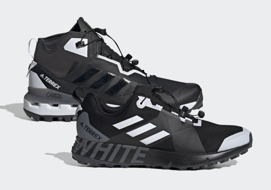 White Mountaineering and adidas To Releases Two Terrex Models