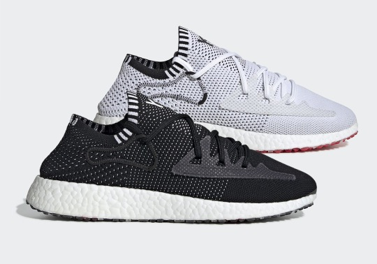 The adidas Y-3 Raito Racer Features Primeknit Uppers And Boost
