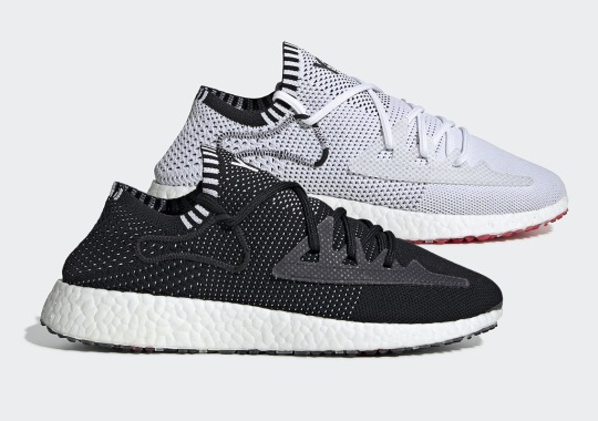 The adidas Y-3 Ratio Racer Features Primeknit Uppers And Boost 83dc16cfe