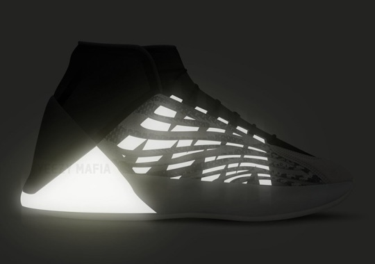 """The adidas Yeezy Basketball """"Quantum"""" Shoe Is Coming In Spring 2019"""