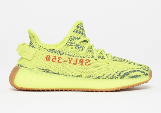 Where To Buy adidas Yeezy Boost 350 v2 Semi Frozen Yellow