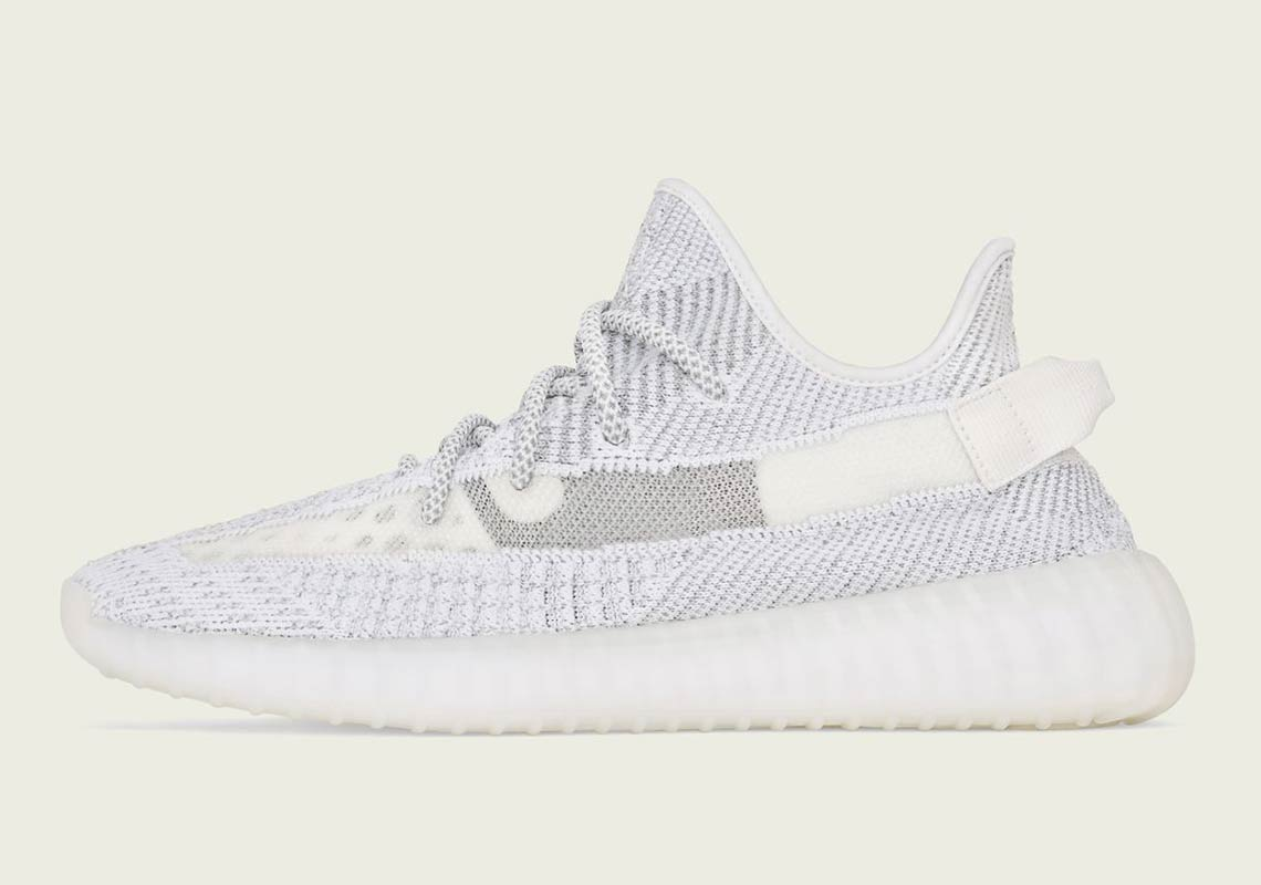 newest 0aef2 53509 adidas Yeezy Boost 350 V2 Static Release Info | SneakerNews.com