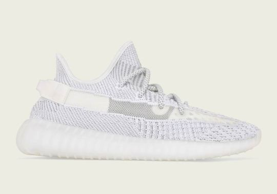 "Official Images Of The adidas Yeezy Boost 350 v2 ""Static"""