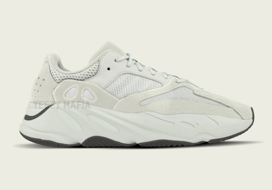 "The adidas Yeezy Boost 700 ""Salt"" Is Coming In Spring 2019"