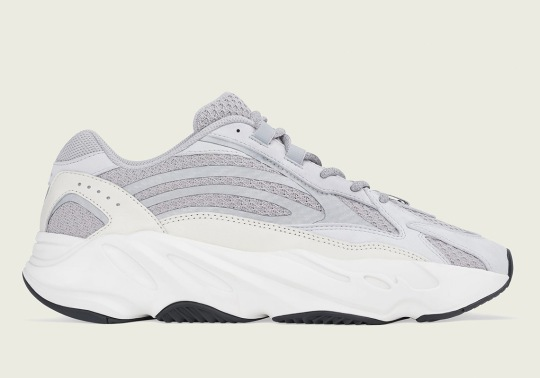 "Official Images Of The adidas Yeezy Boost 700 v2 ""Static"""