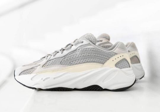 "The adidas Yeezy Boost 700 v2 ""Static"" Will Release On December 29th"