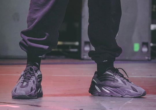 "Kanye West Debuts adidas Yeezy Boost 700 v2 ""Triple Black"""