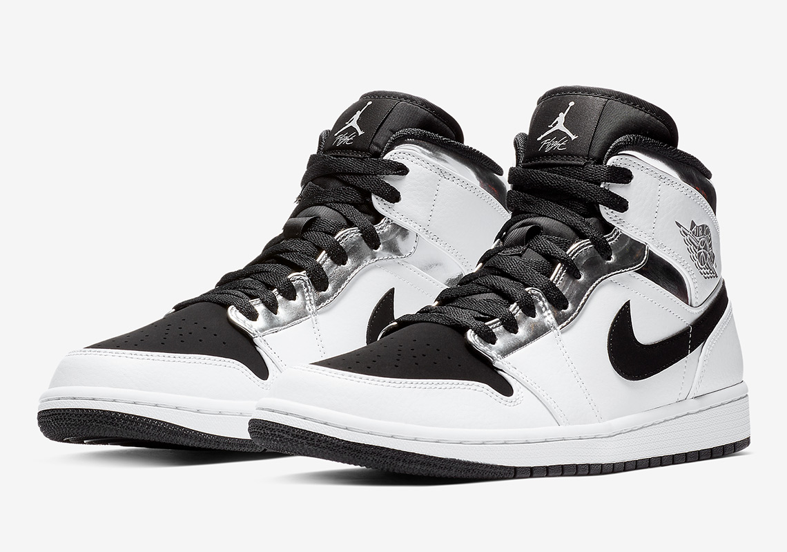 "premium selection d8a8c 90264 This Air Jordan 1 Mid Looks Like An Alternate Version Of Kawhi Leonard s  ""Think 16"""