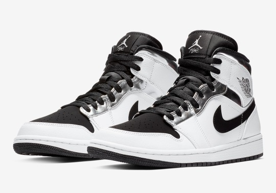 "This Air Jordan 1 Mid Looks Like An Alternate Version Of Kawhi Leonard's ""Think 16"""