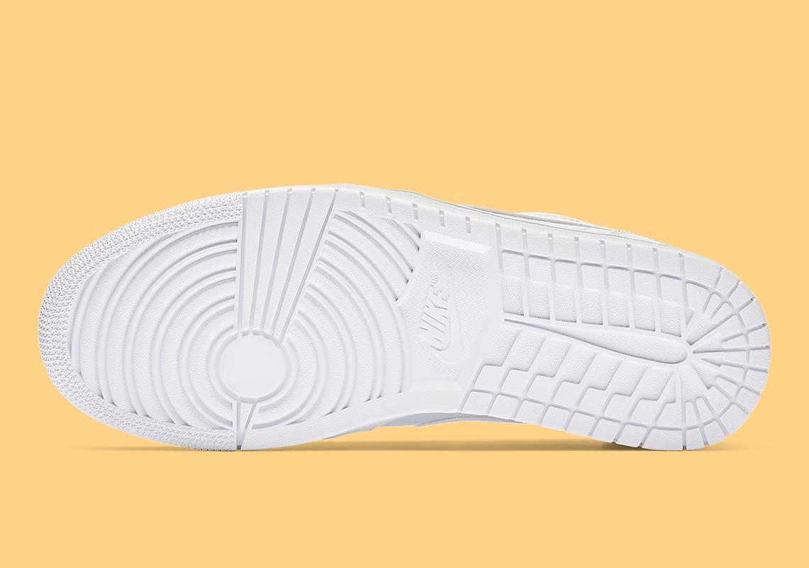 43d7a28ae9cdc6 Air Jordan 1 Low  105. Color  White Pure Platinum Style Code  553558-111.  Advertisement. Advertisement
