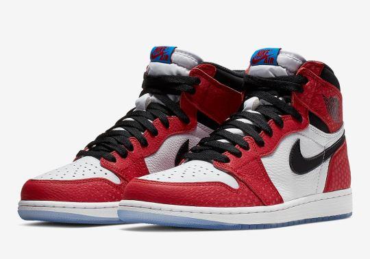 """The Air Jordan 1 Retro High OG """"Origin Story"""" Will Release In Full Family Sizes"""