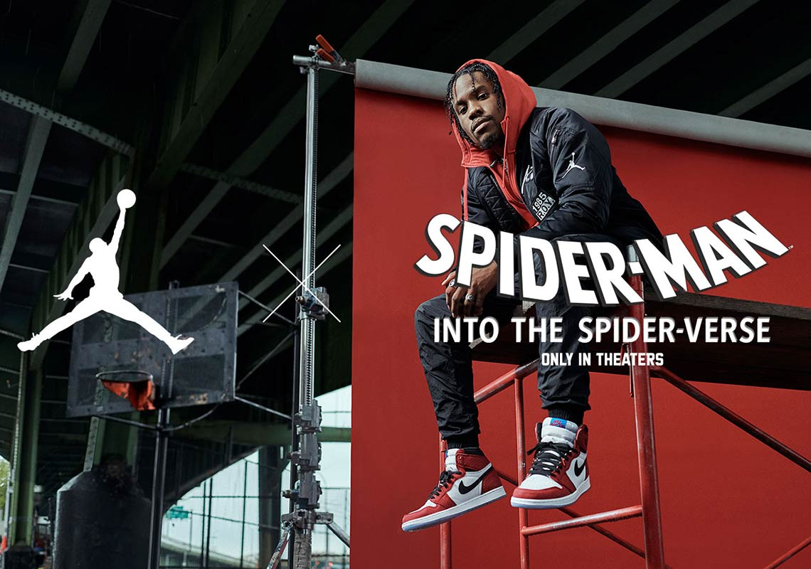 official photos 5bbc2 49277 Jordan 1 Origin Story Spider Man Release Date | SneakerNews.com