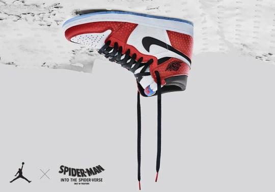 "Where To Buy The Air Jordan 1 Retro High OG ""Origin Story"""