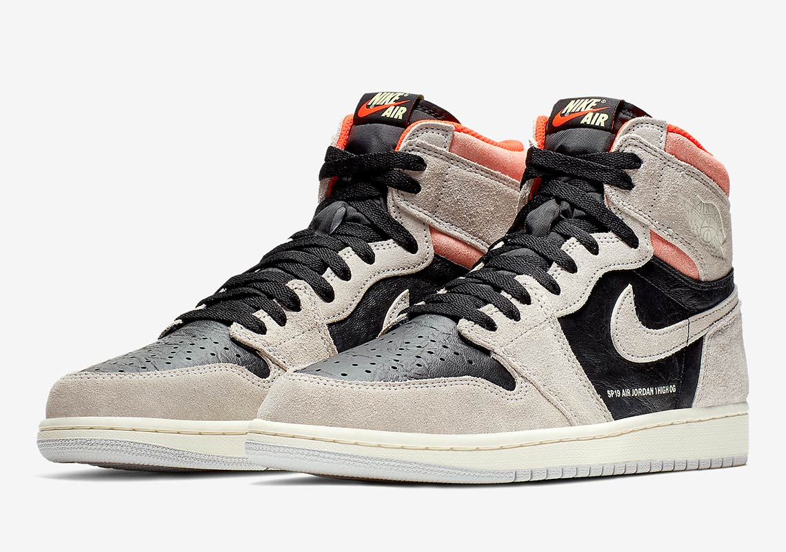 8b042ac5c22a91 Air Jordan 1 Retro High OG More Info  Air Jordan 1 Neutral Grey Release  Date  January 24th