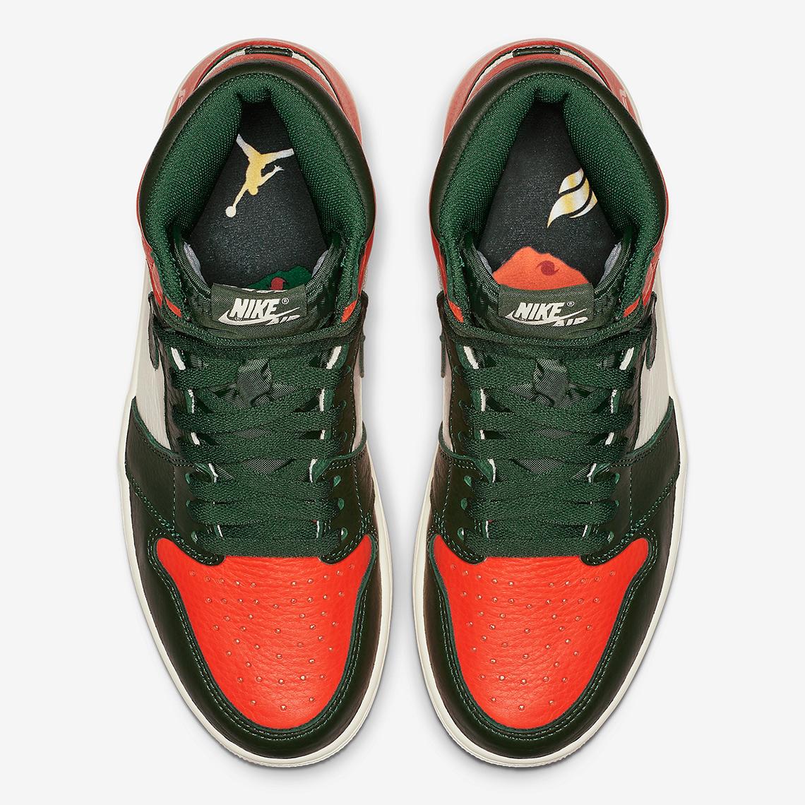 3b35b2db20ebeb SoleFly x Air Jordan 1 Retro High OG Release Date  December 8th