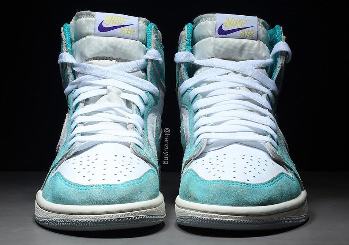 afd299c8fab Air Jordan 1 Turbo Green 555088-311 Release Date