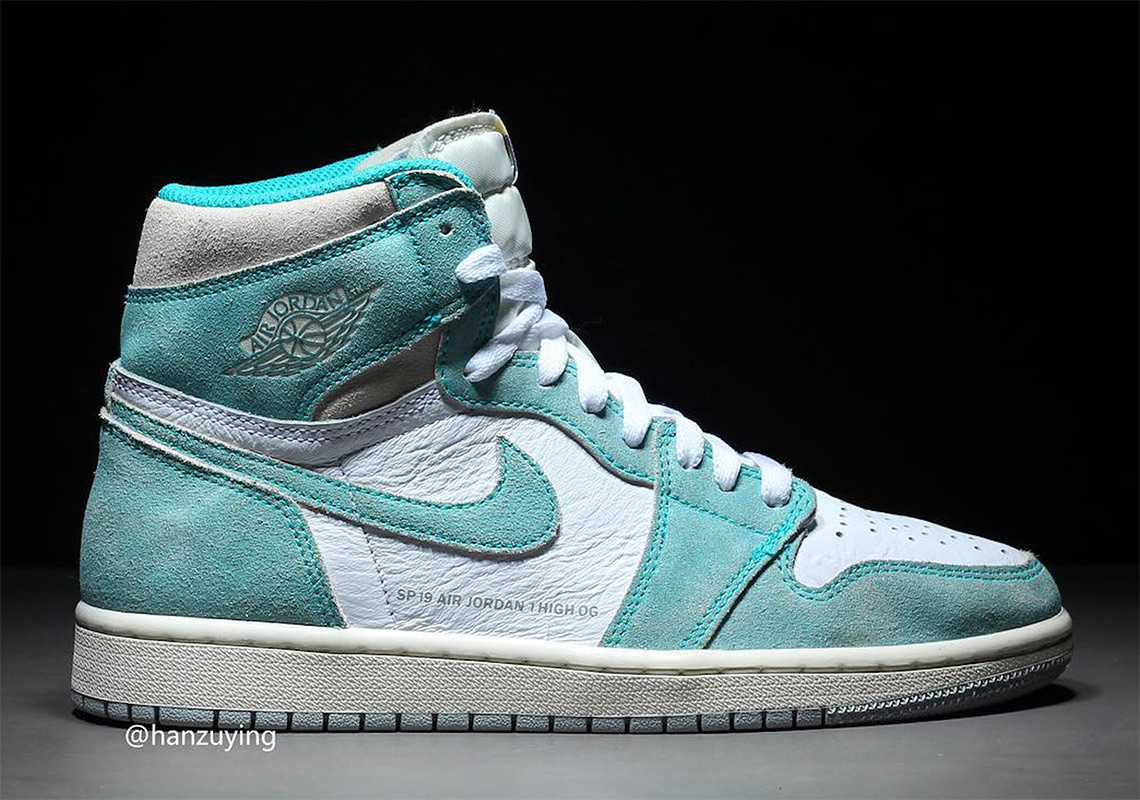low priced a0f06 a6631 Air Jordan 1 Turbo Green 555088-311 Release Date   SneakerNews.com