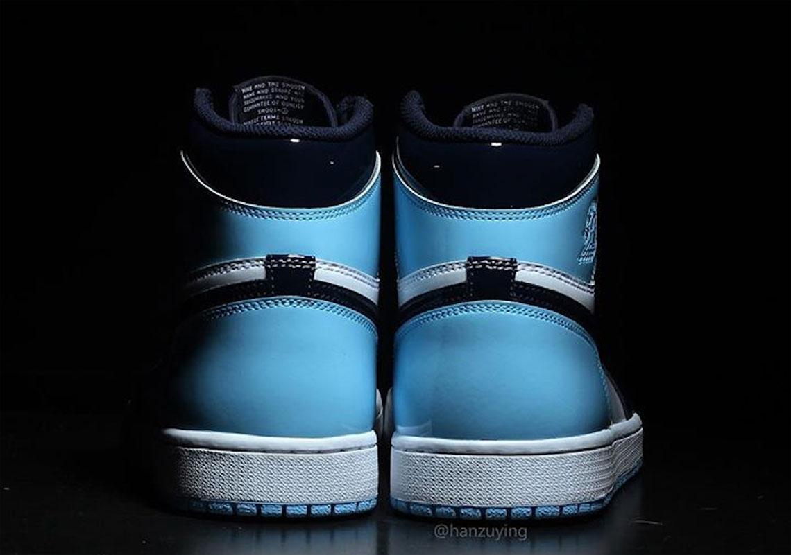 ca2f795c994 Air Jordan 1 UNC Patent Leather CD0461-401 Release Info .