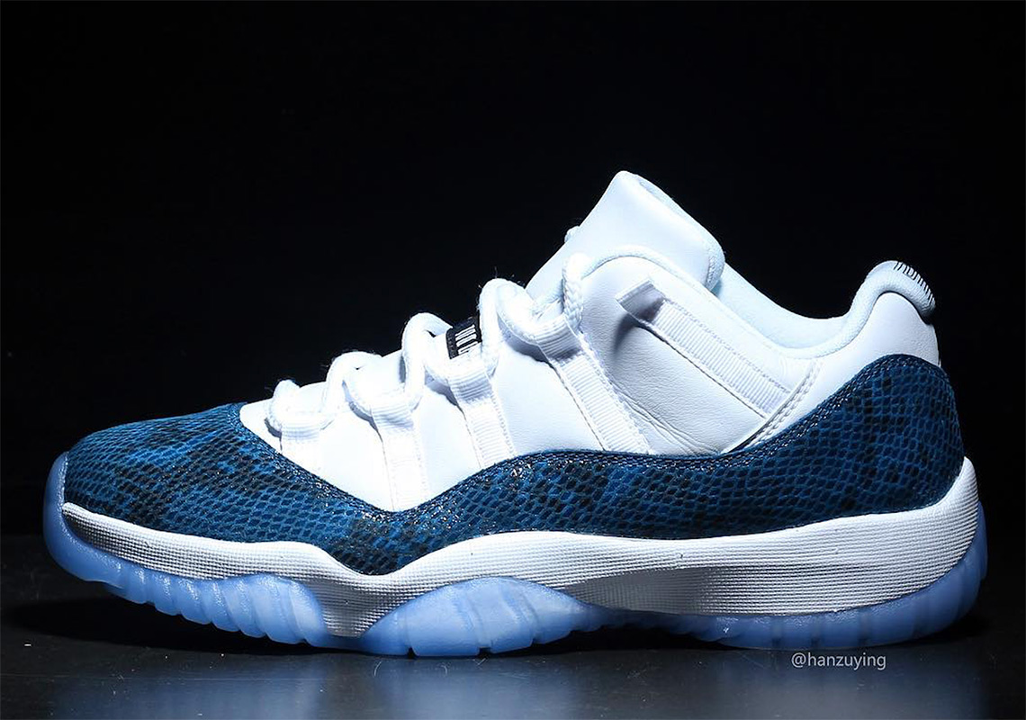 sale retailer d340e 49480 Air Jordan 11 Low CD6846-102 Release Info   SneakerNews.com