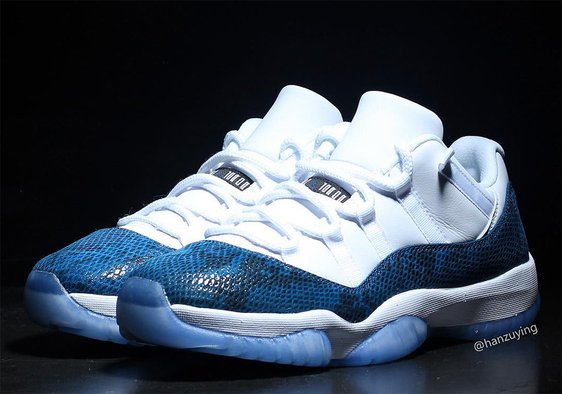 timeless design 30600 59457 Air Jordan 11 Low Release Date  April 19th, 2019  185. Color  White Black-Navy  Style Code  CD6846-102. Advertisement. Advertisement