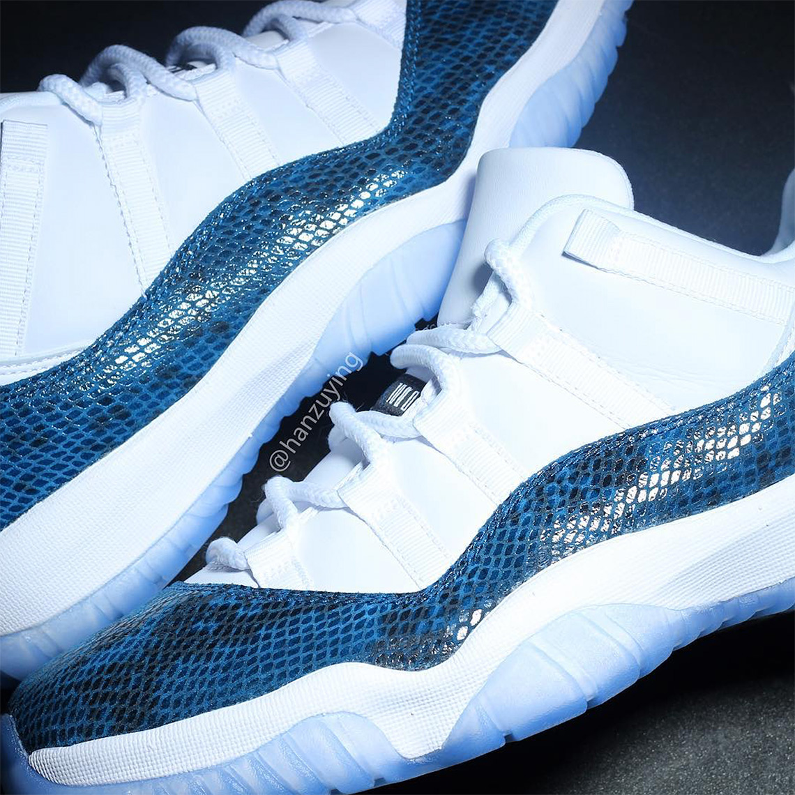 reputable site 41622 2ce96 Air Jordan 11 Low Release Date  April 19th, 2019  185. Color  White Black- Navy Style Code  CD6846-102. Advertisement. Advertisement
