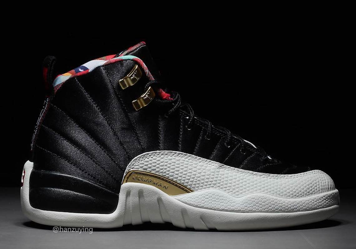 497791c08967 Jordan 12 Chinese New Year CI2977-006 Info