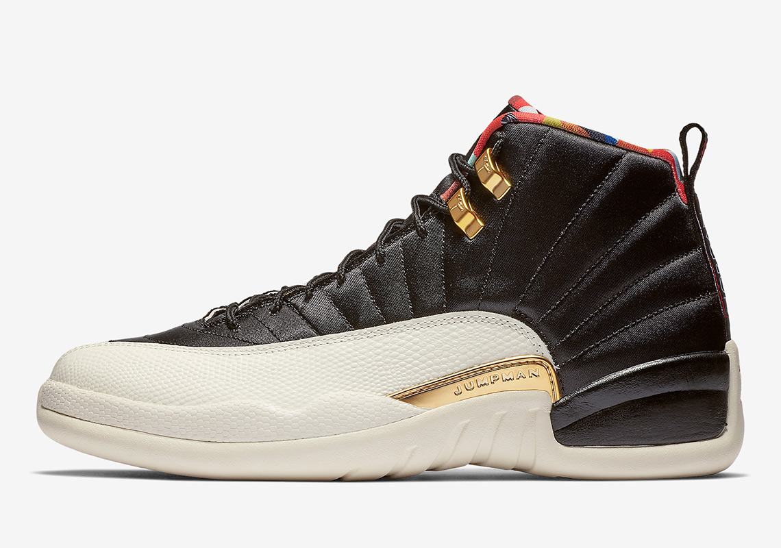 848cea83ad7c Air Jordan 12 Chinese New Year CI2877-006