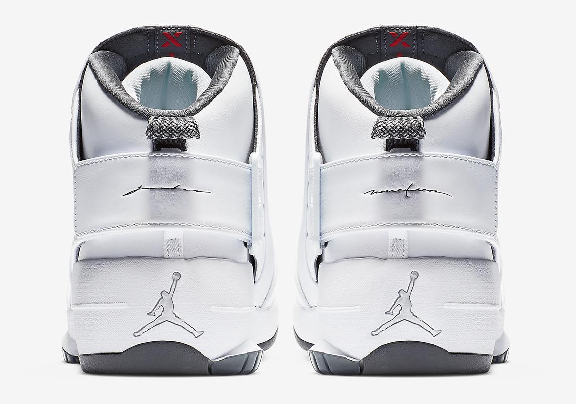 Air Jordan 19 Flint AQ9213-100 Release