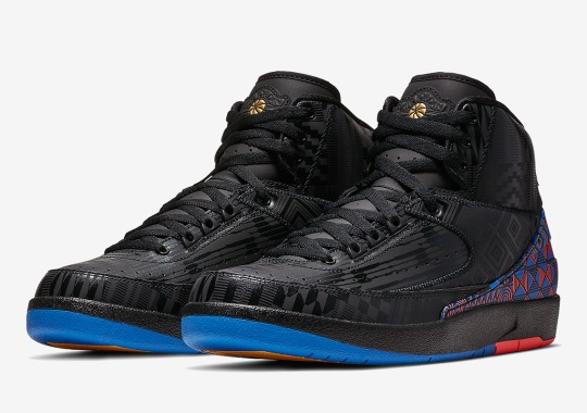 Air Jordan 2 BHM Releasing In February 2019