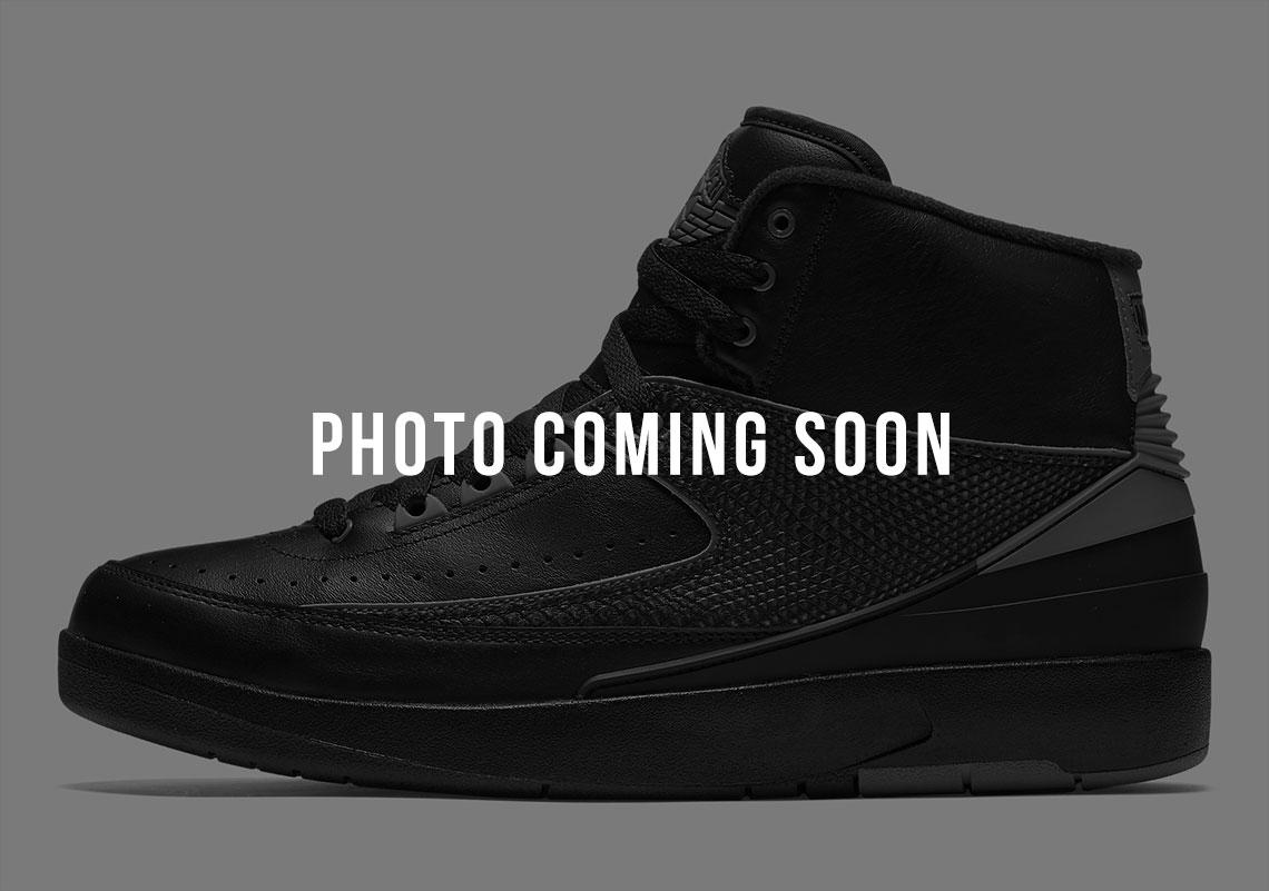 "5db98fc3d1e106 Air Jordan 2 ""BHM""More Info  Air Jordan 2 BHMRelease Date  February"