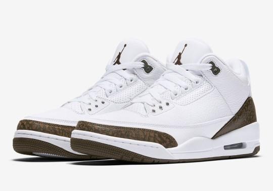 "Did The Air Jordan 3 ""Mocha"" Really Sit On Shelves In 2001?"
