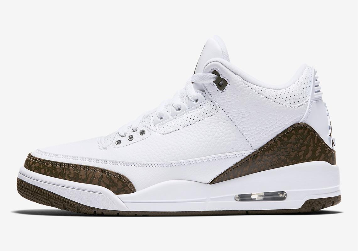 huge discount d03d3 034ec Jordan 3 Mocha Release Date 136064-122   SneakerNews.com
