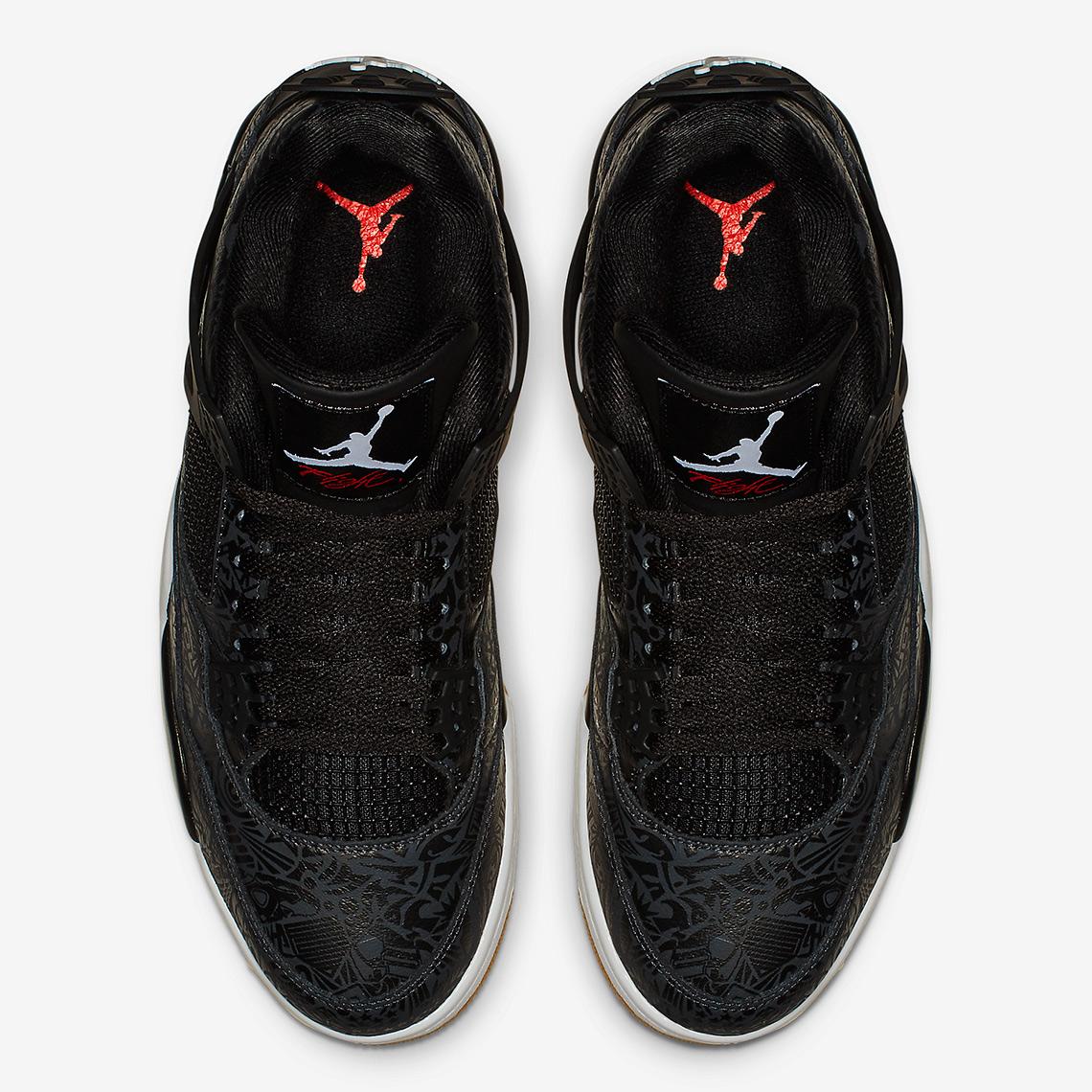 36e234797fd1 Air Jordan 4 Black Laser CI1184-001 Release Info