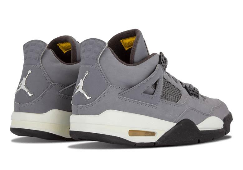 e51b2456039e01 Jordan 4 Cool Grey 308497-001 2019 Release Date