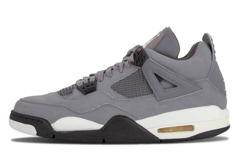 ad39e87b687ba3 Jordan 4 Cool Grey 308497-001 2019 Release Date