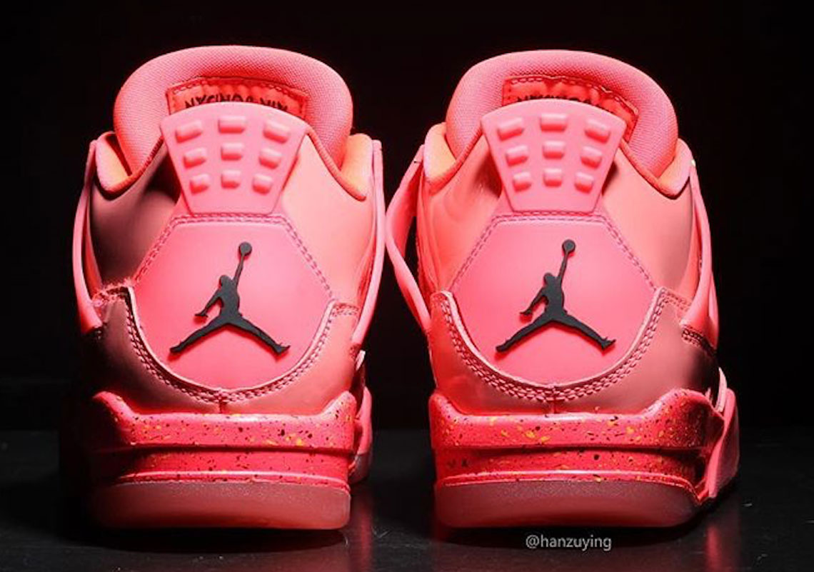 low priced 368e3 821ff Air Jordan 4 Hot Punch Release Info   SneakerNews.com