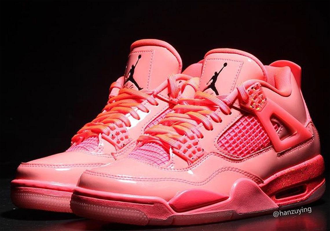 Air Jordan 4 Hot Punch Release Info