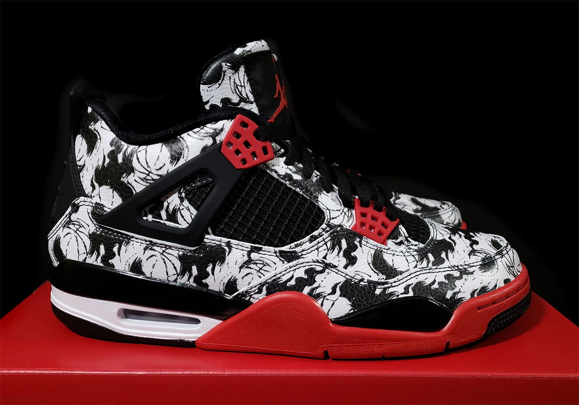 "c805c5f1f685 Where To Buy The Air Jordan 4 ""Tattoo"". December 28"