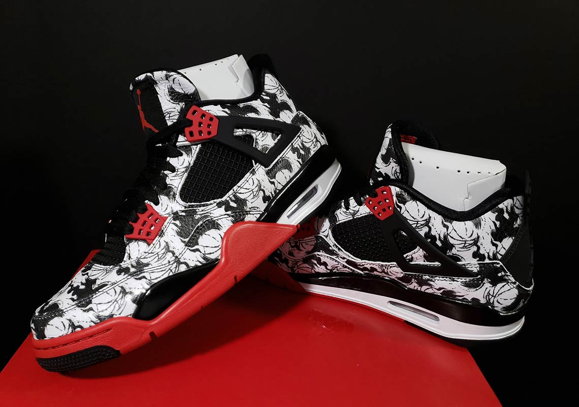 Jordan 4 Tattoo Bq0897 006 Store List Sneakernews Com