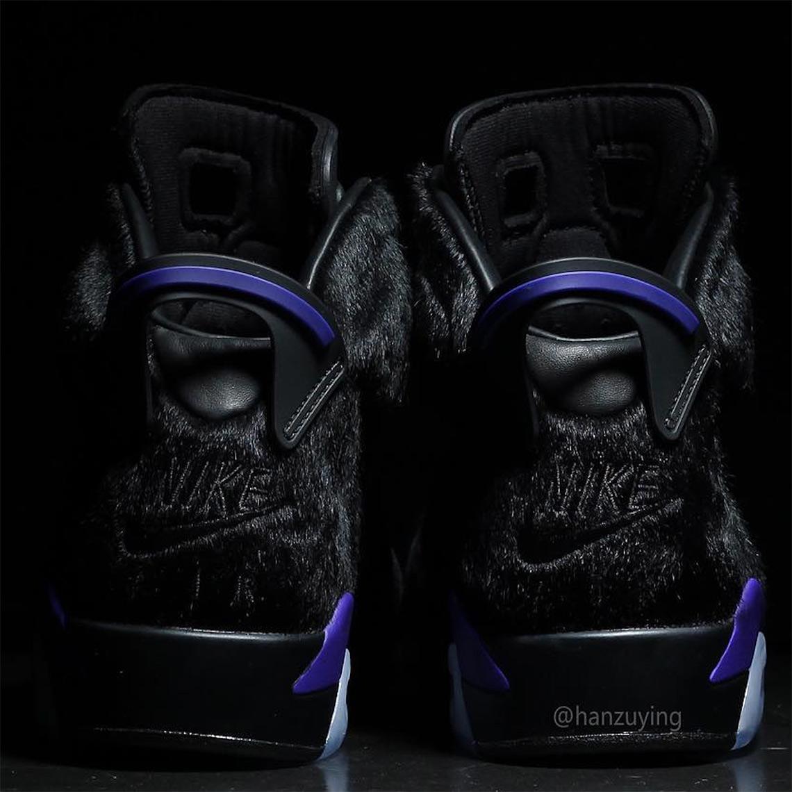 buy popular 5afd6 bf54e Air Jordan 6 Cow Fur AR2257-005 Release Date   SneakerNews.com