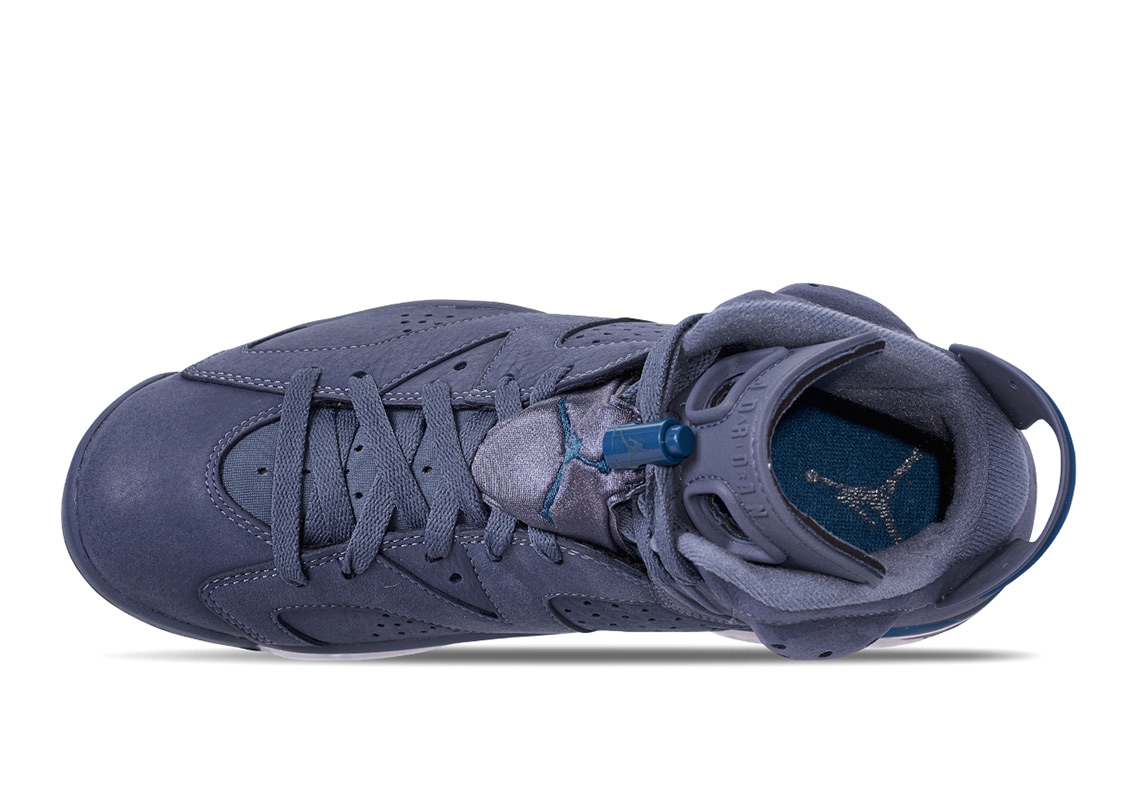 d1713984f11478 Air Jordan 6 Diffused Blue 384664-400 Release Info