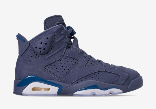 "Air Jordan 6 ""Diffused Blue"" Releases On December 22nd"